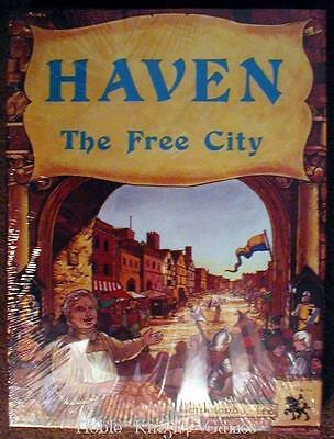 Gamelords Haven Haven - The Free City Box VG+