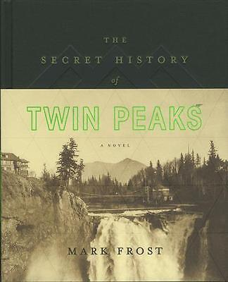 The Secret History of Twin Peaks, Frost, Mark | Hardcover Book | 9781447293866 |