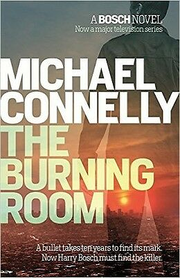 NEW The Burning Room, Connelly, Michael Paperback