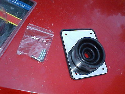 Shifter boot,with round hole, for your 4/3 speed,etc,32 fod,55 chevy,street rod