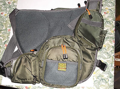 SFFT Fly Fishing Sling Pack