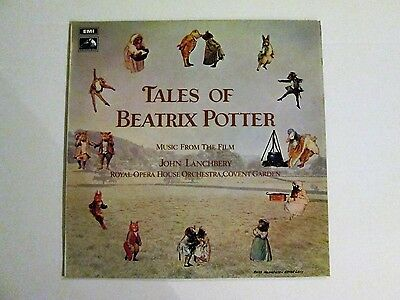 Tales Of Beatrix Potter Stereo Vinyl LP Music from the Film 1971