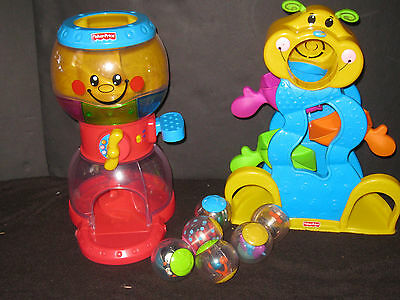 Fisher Price Roll Around Ball Toys & Balls Baby Preschool Huge XMAS Toy Lot