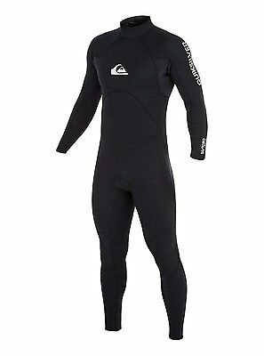 Quiksilver™ Syncro Base 3/2mm  Back Zip Wetsuit AQYW103083