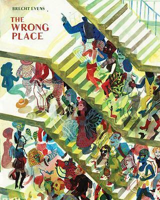 The Wrong Place by Brecht Evens | Paperback Book | 9780224094207 | NEW