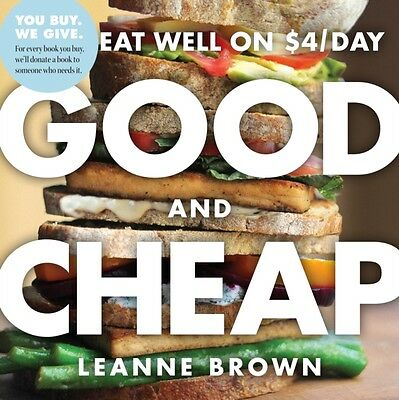 Good and Cheap (Paperback), Brown, Leanne, 9780761184997