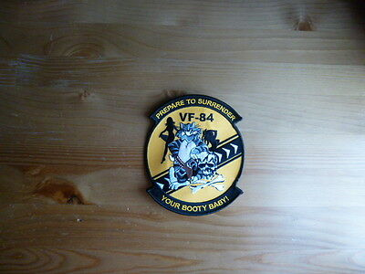 VF-84 Patch Jolly Rogers Surrender your Booty Nimitz F14 Tomcat VF-103 Hornet