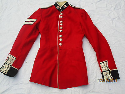 #3 Tunic Men's Footguards,Coldstream Guards,red Guard Jacket,Palace guard,