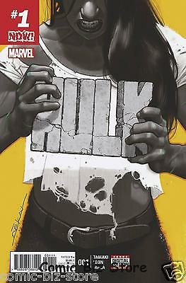Hulk #1 (2017) 1St Printing Bagged & Boarded Marvel Now