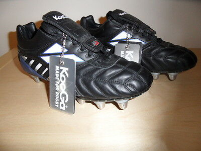 Kooga Viper Rugby Boots Size 8 Uk New With Tags Unboxed .