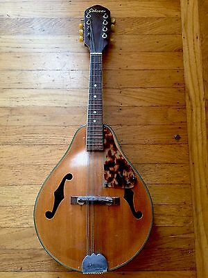 Vintage Mandolin By Sekova Antique Made In Japan String Instruments