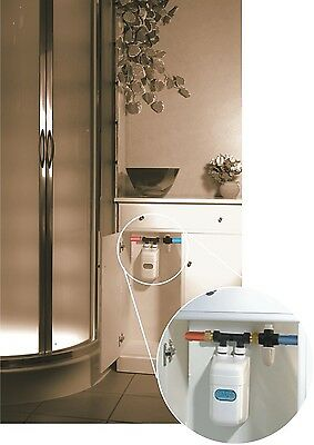 Small Electric Instantaneous DAFI Water Heater 5.5 kW 240 V