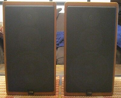 Canton Karat 940 Speakers / Mint Condition /  Consecutive Serial Numbers