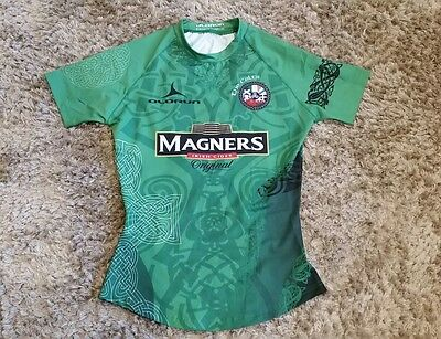 The celts rugby union olorun eire irish gaelic gaa footy football jersey shirt