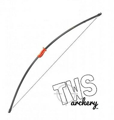 Crusader 15lb Long Bow And Arrow Package, Suits Children, Kids & Youth