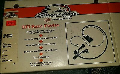 Harley Davidson Screaming Eagle EFI Race Fueler 32132-04 Softails Touring BNIP