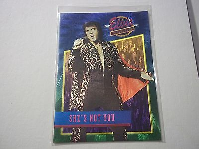 The Elvis Collection , Elvis Dufex card #39