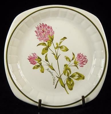 Royal Worcester Palissy 'Meadow Clover' Trinket Dish