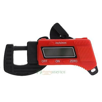 LCD Digital Vernier Caliper Electronic Carbon Fiber Micrometer Gauge Measurement