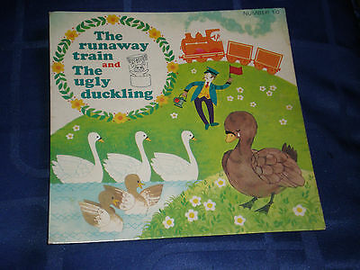 Jon Pertwee - The Runaway Train/jessie Matthews - The Ugly Duckling -1966 Mfp Ep