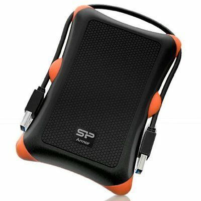 1TB Rugged Armor 2.5-Inch USB 3.0 Military Grade Portable External Hard Drive