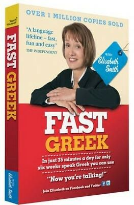 Fast Greek with Elisabeth Smith by Elisabeth Smith Paperback Book (English)
