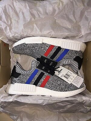 Adidas Nmd R1 Pk Pack Tricolor   Size 44Eu 10Us 9.5Uk