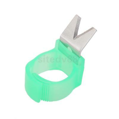 V Shaped Vegetable Fruit Grapes Melon Picker Ring Harvesting Cut Tool