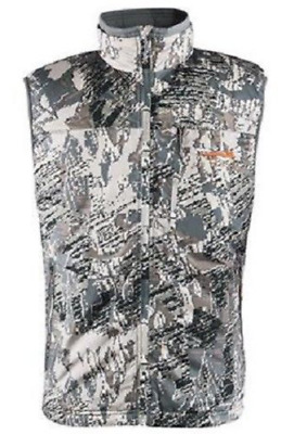 Sitka Kelvin Lite Hunting Vest - Insulated - Optifade Open Country - 30034-OB