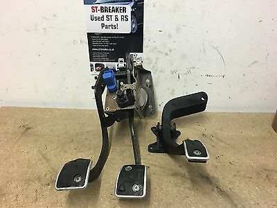 Genuine Ford Focus RS Mk1 2002-2003 Pedal Box / Pedal Set - Sparco - Used