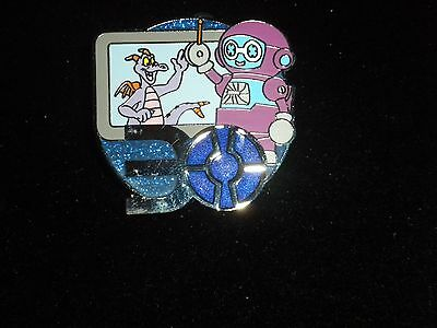 Disney Pin Figment Communicore  Epcot 30Th Anniversary Mystery Authentic New