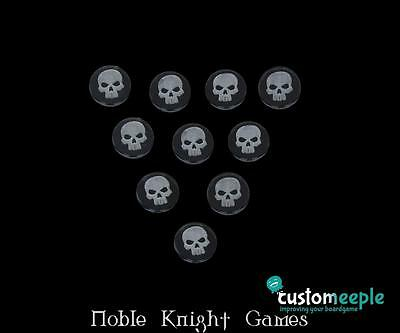Customeeple Game Accessory Magical Power Token - Skull Pack MINT