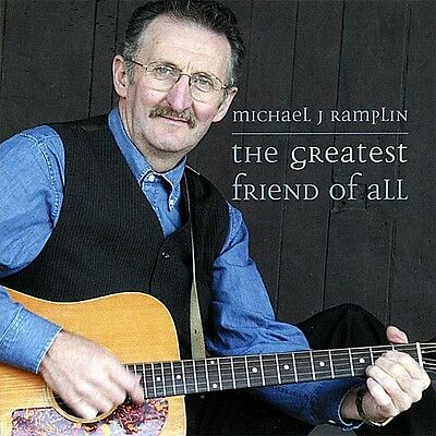 Michael Ramplin J. - Greatest Friend of All. [New CD]