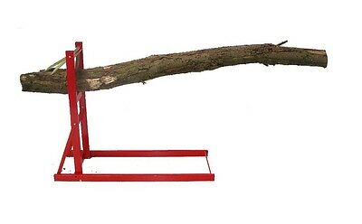 Log Holder Saw Horse Splitter Fire Wood Firewood Chainsaw
