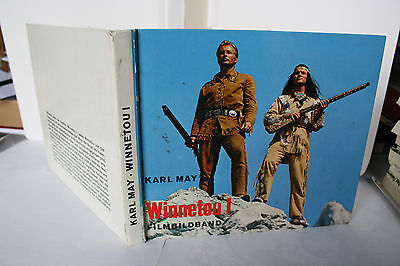 Karl May - Bertelsmann Lesering Film-Bildbuch - Winnetou I
