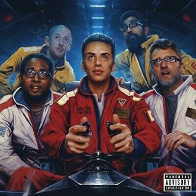 The Logic - Incredible True Story [New Vinyl] Explicit, Deluxe Edition
