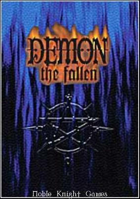 White Wolf Demon - The Fallen Demon - The Fallen HC EX