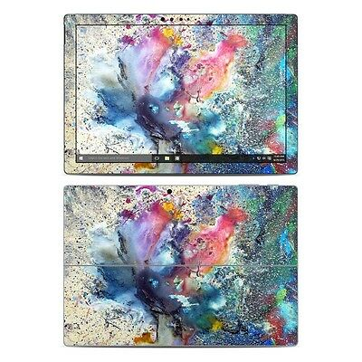 NEW Vinyl Skin for Surface Pro 3, 4, Book Cosmic Flower Sticker Decal Cover