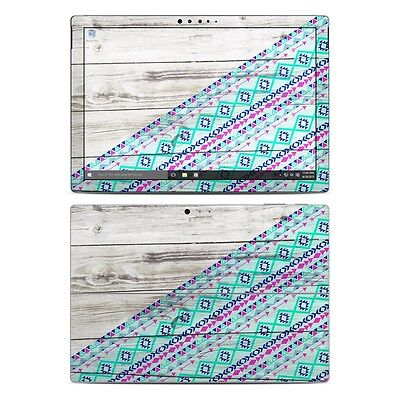 NEW Vinyl Skin for Surface Pro 3, 4, Book Chevron Traveler Sticker Decal Cover