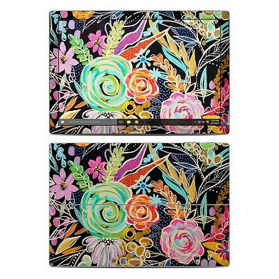 NEW Vinyl Skin for Surface Pro 3, 4, Book Flower Floral Sticker Decal Cover
