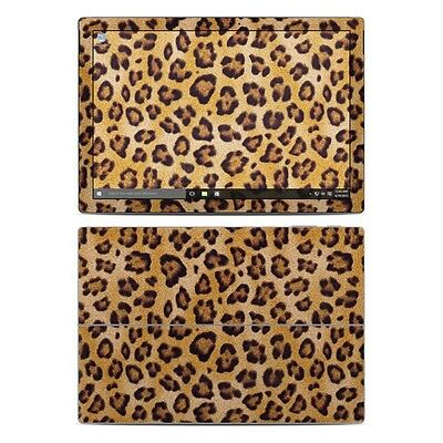 NEW Vinyl Skin for Surface Pro 3, 4, Book Leopard Spots Sticker Decal Cover