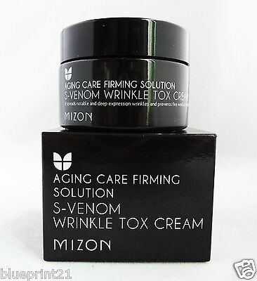 Limited Time Sale Mizon S Venom Wrinkle Tox Cream 50ml Brand New Free Shipping