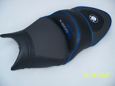 Bmw K 1200s K 1300s Cover, Seat upholstery, Modification