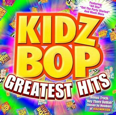 Kidz Bop Kids - Kidz Bop Greatest Hits [New CD]