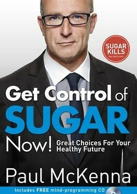 Get Control of Sugar Now! by Paul Mckenna Paperback Book (English)
