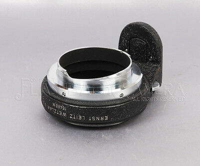 Leitz Adapter ring OUBIO 16466M for Visoflex Leica, from JAPAN #012432