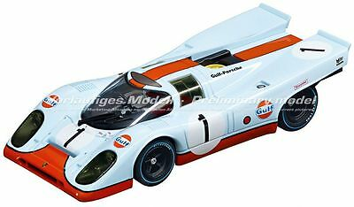 Carrera 30749 - DIGITAL 132 Porsche 917K 'Gulf Racing' No. 01 * NEU + OVP *