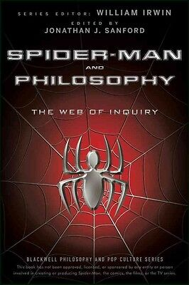 Spider-Man and Philosophy by William Irwin Paperback Book (English)