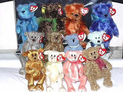 TY ATTIC BOY BEARS - without jumpers etc - closed 6/1 to 21/1 - sorry!