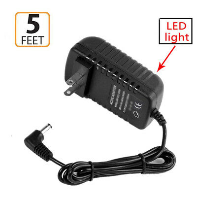 AC/DC Adapter Power Supply Charger Cord For Polaroid Z2300 Z2300B Z2300R Camera